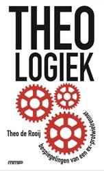 Theologiek -bespiegelingen van een ex-prof wielrenner Rooij, Theo De