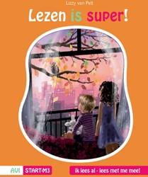 Lezen is super! Omnibus AVI Start - -ik lees al - lees met me mee&# Van Pelt, Lizzy