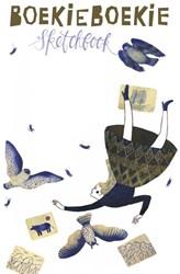 Boekie Boekie-sketchbook With Alice in W -sketchbook Dros, Imme