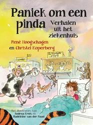 Paniek om een pinda -verhalen uit het ziekenhuis 2 Hoogschagen, Rene