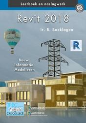 Revit 2018 -bouw iInformatie modelleren Boeklagen, R.