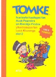 100x Tomke -koarte foarlesferhaaltsjes fa n Auck Peanstra en Riemkje Pit Peanstra, Auck