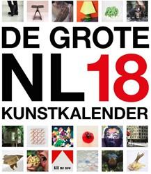 De Grote Nederlandse Kunstkalender 2018