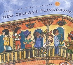 Putumayo kids presents New Orleans playg