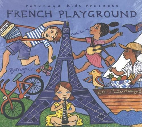 Putumayo kids presents French playground
