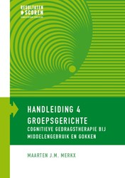Groepsgerichte cognitieve gedragstherapi Merkx, Maarten J.M.