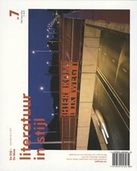 Literatuur in Stijl & Slotsom in Sti -Dubbelnummer van De Stijl en D e Muze