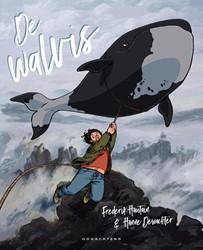 De walvis Hautain, Frederik