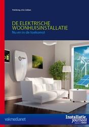 De elektrische woonhuisinstallatie  nu e -nu en in de toekomst Cobben, J.F.G.