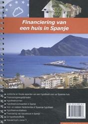 Financiering van een huis in Spanje -Juridische, fiscale en financi ele aspecten van de financier Gillissen, Peter