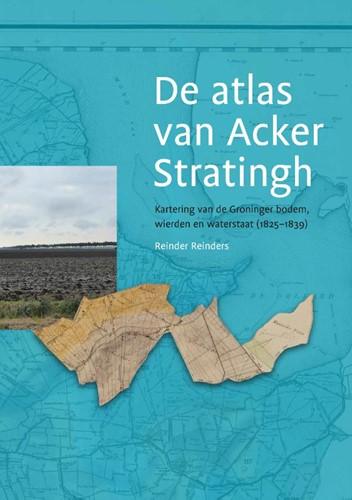 De atlas van Acker Stratingh -Kartering van de Groninger bod em, wierden en waterstaat (182 Reinders, Reinder