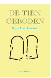 De tien geboden Ouaknin, Marc-Alain