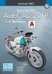 AutoCAD 2018 -basisboek Boeklagen, R.