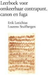 Leerboek voor omkeerbaar contrapunt cano Lotichius, E.