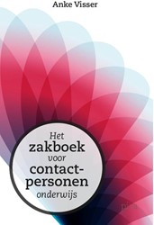 Het zakboek voor contactpersonen onderwi Visser, Anke