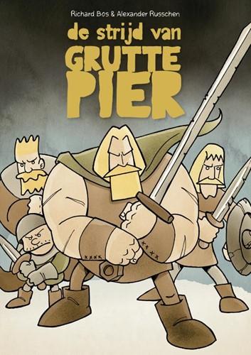 De strijd van Grutte Pier Bos, Richard