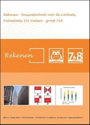 Rekenen - Basisoefenboek voor de Citotoe -basisoefenboek met 200 vragen verse 1.0 Sanders, O.H.M.