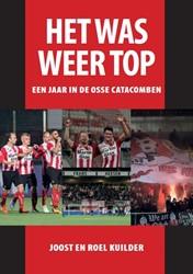 Het was weer TOP -een jaar in de catacomben bij FC Oss Kuilder, Joost