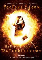 Het pad van de Waterbloesems -De saga van De Twee Prinsessen - boek 4 Peeters, Bjorn