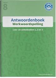 Werkwoordspelling leer- en oefenboek