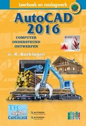 AutoCAD 2016 -computer ondersteund ontwerpen Boeklagen, Ronald