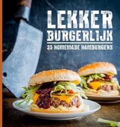 JANSEN*LEKKER BURGERLIJK! -35 homemade hamburgers Jansen, Danny