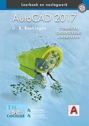AutoCAD 2017 -computer ondersteund ontwerpen Boeklagen, Ronald