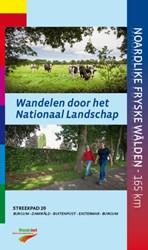 Noardlike Fryske Walden -Wandelen door het Nationaal La ndschap Jongejan, Jaap
