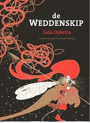 De weddenskip Dykstra, Lida