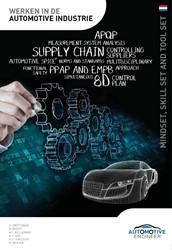 Werken in de automotive industrie -mindset, skill set & tool Broekman, H.