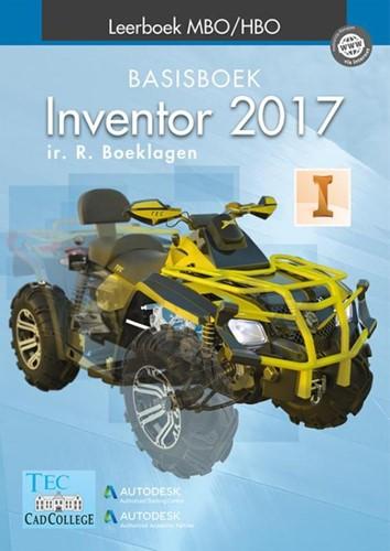 Inventor 2017 -basisboek MBO/HBO Boeklagen, Ronald