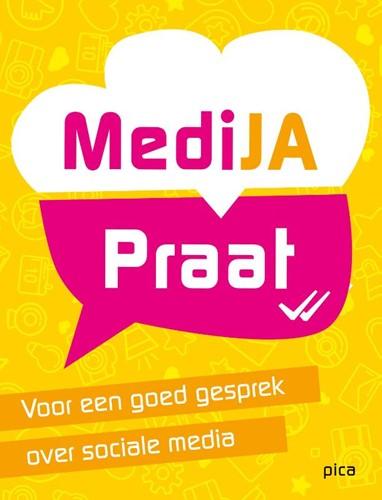 MediJa Praat -Voor een goed gesprek over soc iale media Herrewijnen, Marjolein