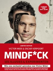 MINDF*CK - Limited Edition -101 illusies & experimente Mids, Victor