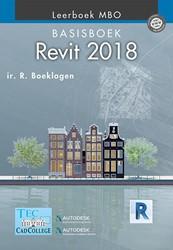 Revit 2018 -basisboek Boeklagen, R.