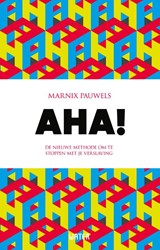 AHA! -de nieuwe methode om te stoppe n met je verslaving Pauwels, Marnix