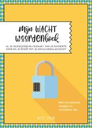 Mijn wachtwoordenboek -Al je inlogcodes bij elkaar - van je favoriete shop en je Di