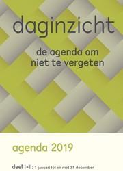 Daginzicht Agenda 2019 -de agenda om niet te vergeten Doe Maar Zo, Stichting