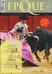 Epoque -Kwartaalmagazine voor opinie e n cultuur