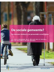 De sociale gemeente? -een beknopte inleiding tot het gemeentelijk sociaal domein Cleef, Stijn van