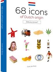 68 Iconen van Nederlandse bodem Rooij, Evert de