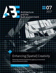 Enhancing [spatial] creativity -enhancing creativity of the ar chitects by applying unconvent Hakak, Alireza Mahdizadeh