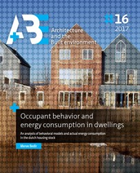 Occupant behavior and energy consumption -An analysis of behavioral mode ls and actual energy consumpti Bedir, Merve