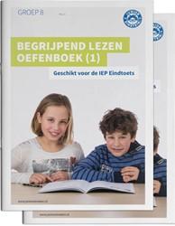 Begrijpend lezen Oefenboeken Compleet Ge -Geschikt voor de IEP Eindtoets Deel 1 en 2