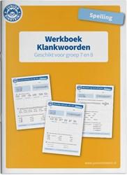 Spelling -Werkboek geschikt voor groep 7 en 8