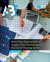 Work floor experiences of supply chain p Venselaar, Marieke