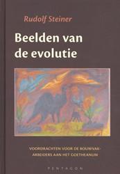 Beelden van de evolutie Steiner, Rudolf