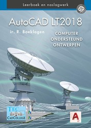 AutoCAD LT2018 -computer ondersteund ontwerpen Boeklagen, Ronald