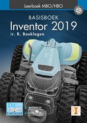 Inventor 2019 -basisboek MBO/HBO Boeklagen, Ronald