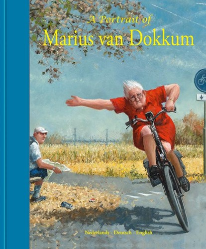 A portait of Marius van Dokkum 5 -Nederlands/Deutsch/English Dokkum, Marius van
