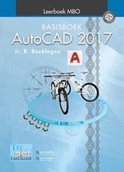 AutoCAD LT2017 -computer ondersteund ontwerpen Boeklagen, Ronald